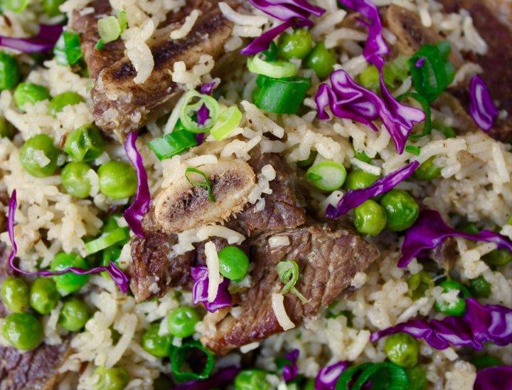 Syrian Rice: Bizehb'Jurah
